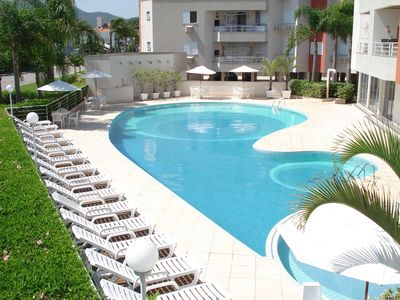 Photo for Beautiful Apt. with pool, air cond, SkyHD, Wi Fi, concierge and 24 hour security