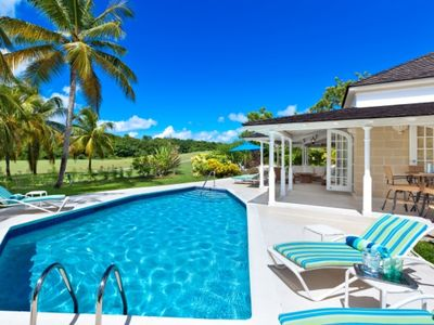 Photo for Luxury 4 bedroom villa located in Royal Westmoreland in Barbado