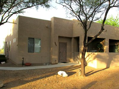 Photo for NOW AVAILABLE DECEMBER 2019! Newer, Spacious 1 Bedroom Adobe Style Casita