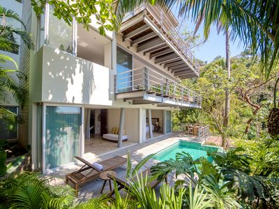 Photo for MODERN VILLA W PRIVATE POOL, GREAT PRICE  UP TO 8 GUEST