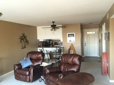 Photo for Newly Remodeled 2 Bedroom 2 Bath Fully Equipped Condo With Privet Deck.