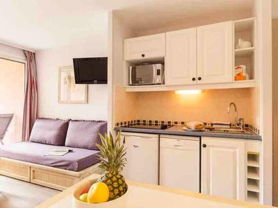 Photo for Residence Pierre & Vacances La Pinede *** - Studio 4 Persons Standard
