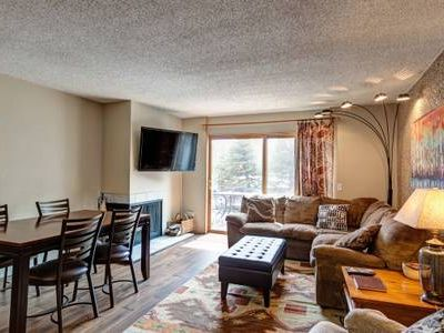 Photo for Family Friendly Breckenridge Condo on Free Shuttle Route! Front Door Parking!