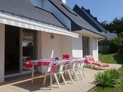 Photo for Vacation home Kerdual in La Trinité Sur Mer - 6 persons, 3 bedrooms