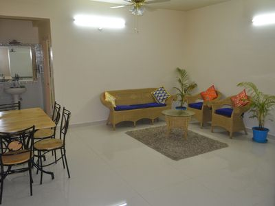 Photo for 2BR Apartment Vacation Rental in Bangalore, Karnataka