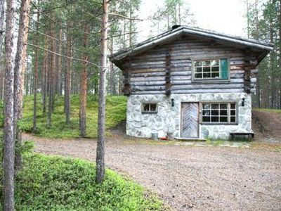 Photo for Vacation home Pohjantähti in Ylläsjärvi - 6 persons, 1 bedrooms