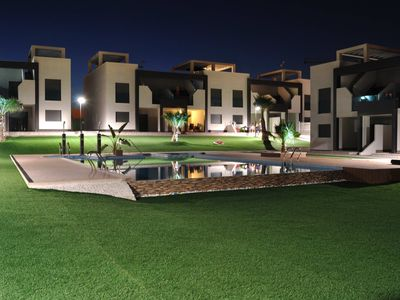 Photo for The Zénia, Duplex, OASISBEACH Residence 1, Swimming pool, Jacuzzi, 3 Bedrooms