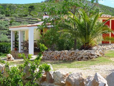 Photo for Sun, sea, rest and space on a Finca(farm) 5ha, Casita Uno