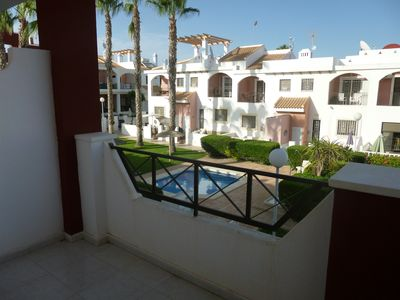 Photo for Beautiful, well appointed, air conditioned home with communal pool and free wifi