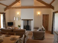 Lovely converted barn with everything you need