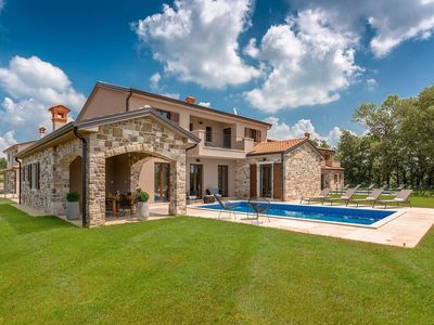 Photo for Holiday house Skropeti for 7 - 8 persons with 4 bedrooms - Villa