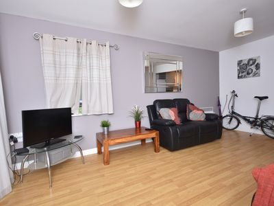 Photo for Ground Floor Marina Flat Situated Close To Sea Front, City Centre