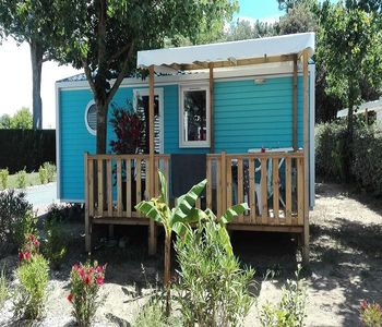 Photo for Camping Le Bois Verdon *** - Mobile Home O'HARA 3 Rooms 4 People