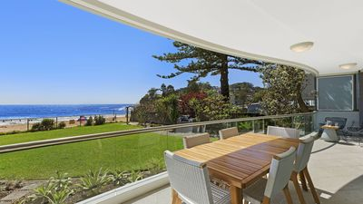 Photo for Soundwaves 1 - Avoca Beachfront