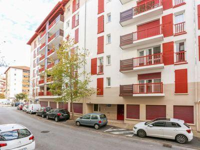 Photo for One bedroom Apartment, sleeps 4 in Ciboure with WiFi