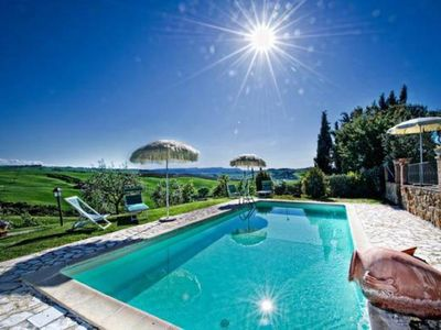 Photo for 1BR Farmhouse Vacation Rental in San Quirico d'Orcia