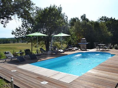 Photo for Country Retreat in the beautiful Lot et Garonne with swimming pool