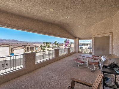 Photo for NEW! House w/Grill, Balcony & Views of Lake Havasu