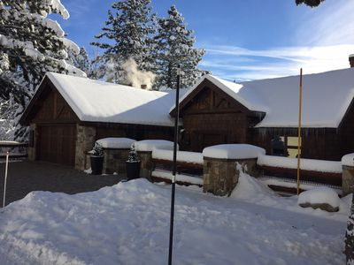 Photo for Exquisite Squaw Valley Home