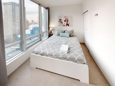 Photo for Bedroom in Shared Condo: Central Downtown