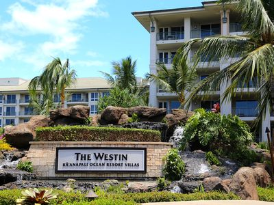 Photo for Westin Villa Rare Ocean Front 1 bd Unit Aug 8-15 only