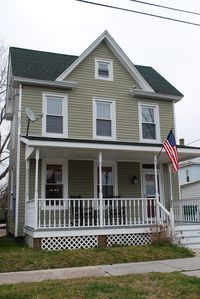 Photo for NEW LISTING - Light-filled Coastal Cottage in the Heart of Cape Charles