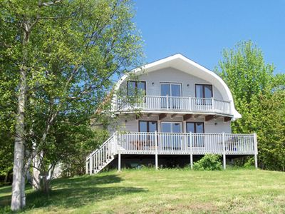 Photo for OCEANFRONT PRIVATE 4 BR/ 1.5 BA CAPE BRETON RETREAT. 4-STAR CANADA SELECT RATED.