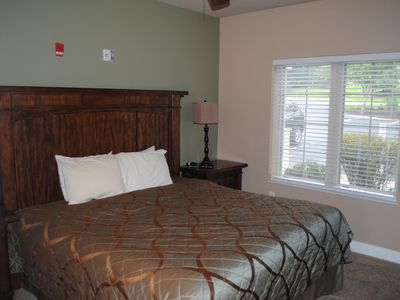 Photo for One Bedroom w/ Private Balcony & Lake Views- Resort Pool- Beach- Minutes to Town