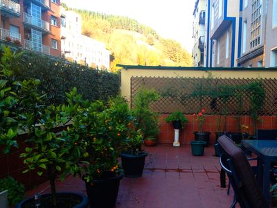 Photo for Large, cozy, quiet apartment and large terrace shared with owner