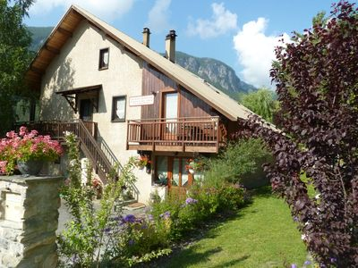 Photo for Mountain house for your holidays in a beautiful region