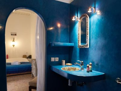 Photo for Chefchaouen Room Ryad Dar Daisy Free-WiFi & Breakfast