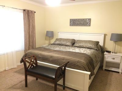 Master Bedroom Upgrades ground floor luxury 3 bedroom condominium - vrbo