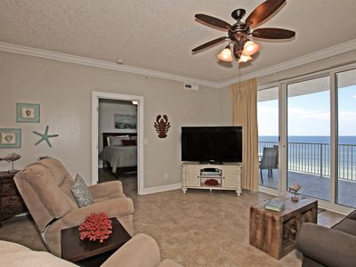 Photo for Beachfront Luxury  - Beach Chairs Included!!!!!!!