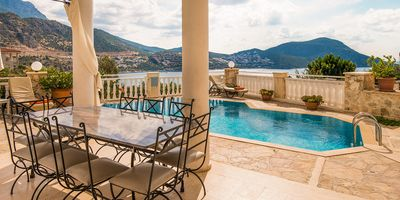 Photo for 5BR Villa Vacation Rental in Kalkan, Antalya