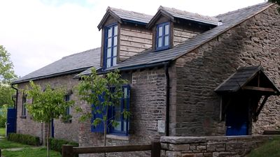 Photo for Hay barn cottage at New Mills Marina
