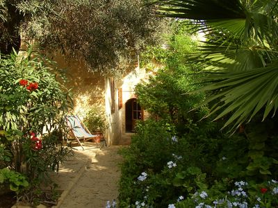 Photo for 'The Olive Tree' – Lovingly restored farmhouse with lush garden