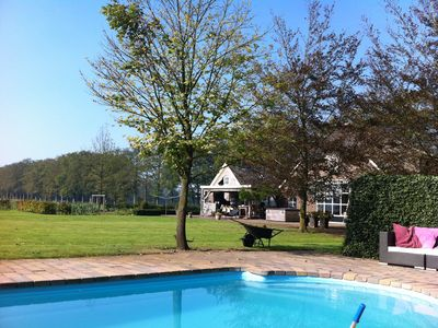 Photo for converted farmhouse for ultimate vacation pleasure