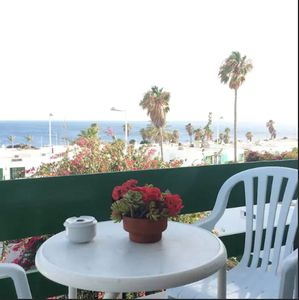 Photo for Elegant Apartment in Dreamlike Location on Beach with Wi-Fi, Balcony & Incredible Views
