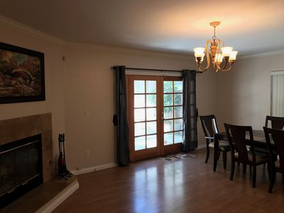 Photo for Cozy 3BD/3BA house. Close to universal studio, dining, & shopping. 1800FT