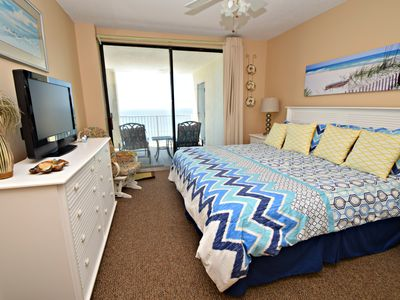 Photo for Pelican Pointe 1105 -Gulf Front with Fabulous Views And Fall Savings!!