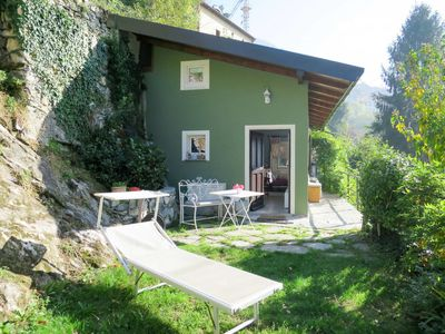 Photo for Vacation home Cabin on the lake (NSO140) in Nesso - 3 persons, 1 bedrooms