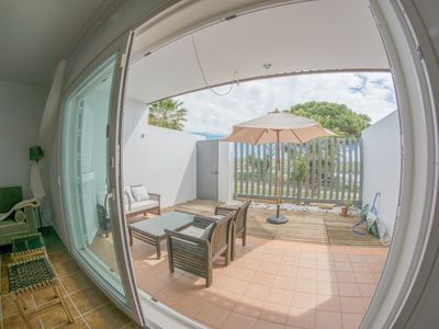 Photo for Villa in Conil with river view and close to the beach