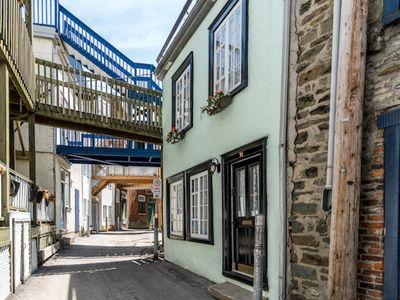 Photo for 17th Century Historic House-Old Quebec City-free Parking