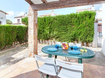 Photo for Vacation home La Masia in L'Escala - 4 persons, 2 bedrooms