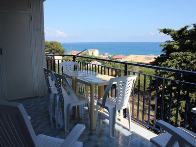 Photo for N ° 3 APARTMENT WITH PANORAMIC VIEW AND BEACH 300m