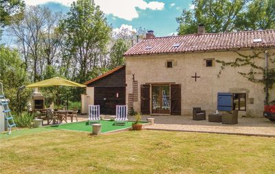 Photo for 4 bedroom accommodation in Usson du Poitou