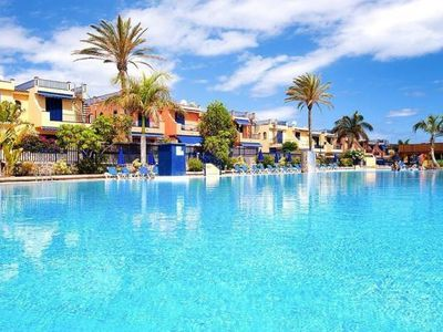 Photo for Terraced house Meloneras Bahia, Meloneras  in Gran Canaria - 6 persons, 2 bedrooms