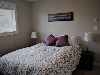 Photo for 1BR Apartment Vacation Rental in Sooke, BC