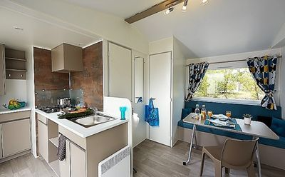 Photo for 2BR Mobile Home Vacation Rental in Les Mathes, Nouvelle-Aquitaine