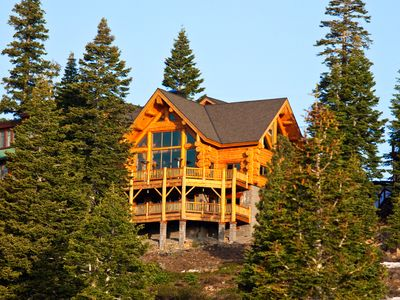 Photo for The Log House in Truckee, CA - 5,250 sq.ft. of Awesome!
